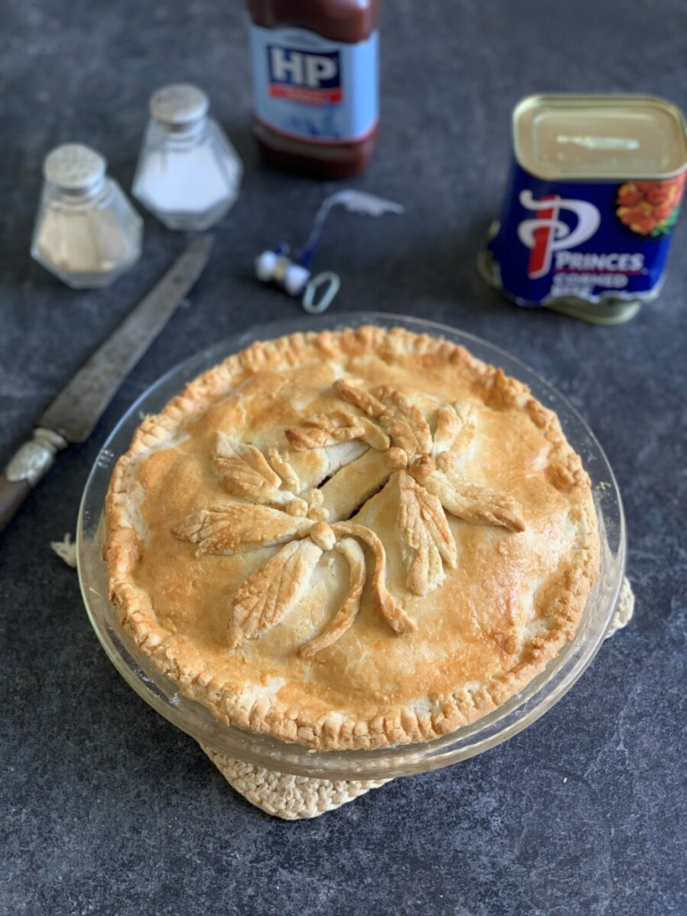 NB: For pasties, cut out circles with a saucer and spoon filling into the middle, before turning over the pastry into a pasty (half-moon) shape and crimping together to form a seal. Brush with egg as above and bake for about 20 to 25 minutes.