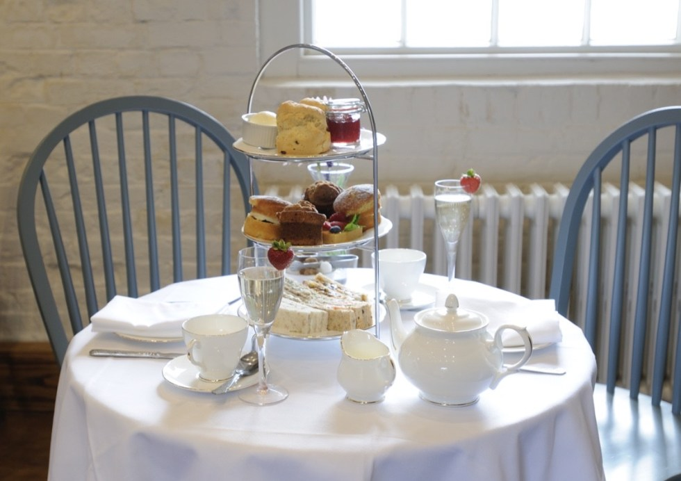 Highclere Castle Afternoon Tea