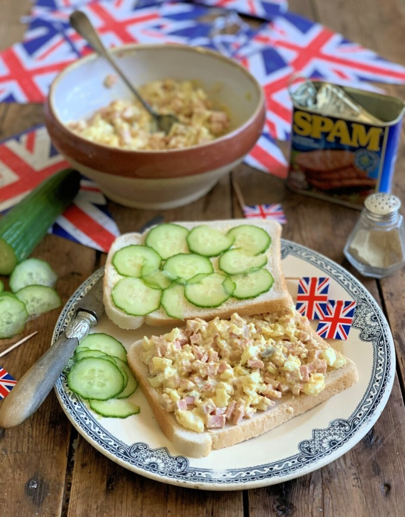 SPAM® & Eggs Sandwich Filling