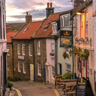 Robin Hood's Bay, North Yorkshire, England