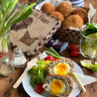 Easy Homemade Scotch Eggs