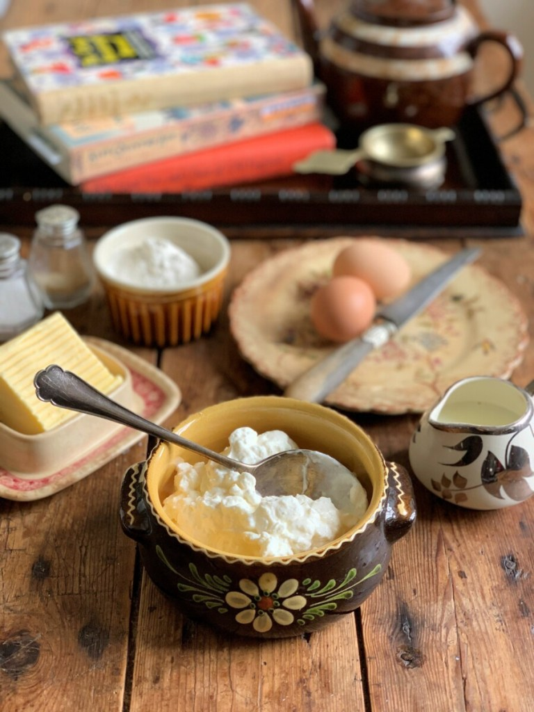 Cottage Cheese Griddle Cakes Ingredients