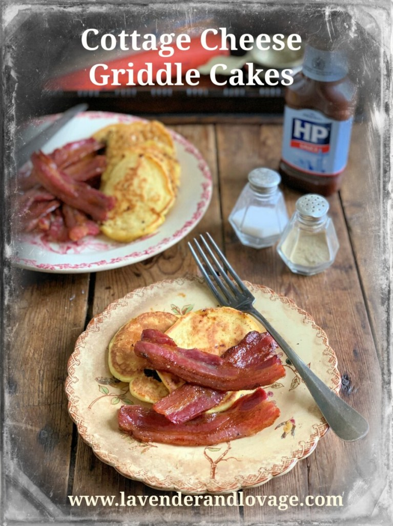 Cottage Cheese Griddle Cakes