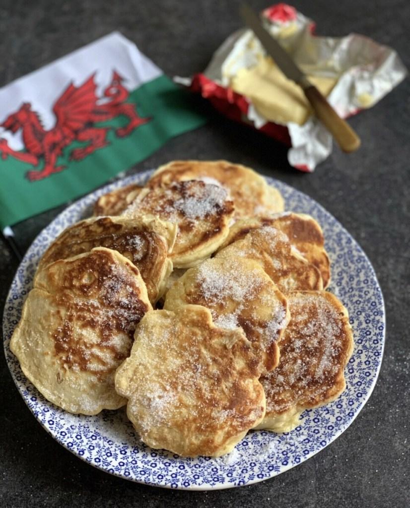 Welsh Crempog (Crempogau)
