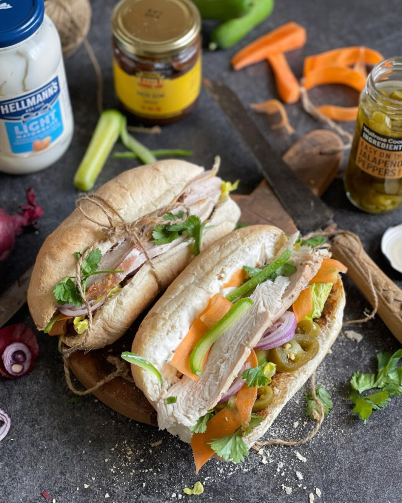 Easy Bánh Mì Sub Sandwich