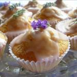 Lavender Fairy Cakes