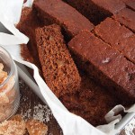 Remembrance Sunday, Tea Time Treats and Dark Sticky Double Gingerbread