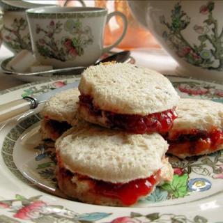 Maundy Thursday & Royal Jam Pennies – Posh Jam Sandwiches