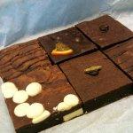 Bluebasil Gourmet Brownies