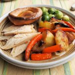 Thrifty & Organic Meal Planner: Honey Roast Chicken, Hand Pies and Bread & Butter Pudding Recipes