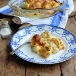 Healthy Cauliflower Cheese