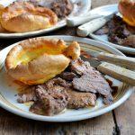 Montreal Style Roast Beef