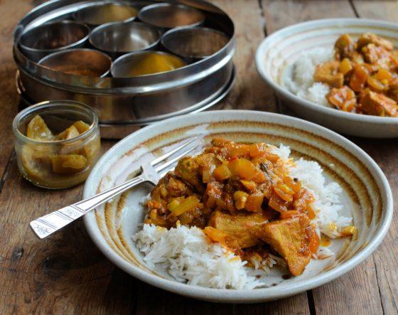 Pork Balchão – Goan Pickled Spiced Pork