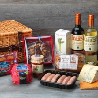 Giveaway: Luxury Pork Pie, Cheese & Wine Hamper