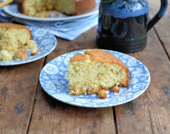Welsh Shearing Cake