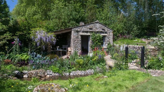 Yorkshire Garden Chelsea Flower Show
