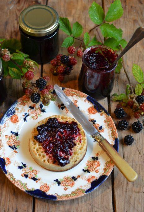 Seedless Bramble Jam