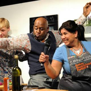 Fun Food Festival Times with Ainsley Harriott