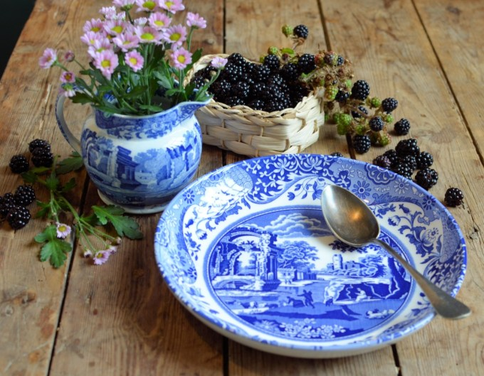 Spode and Le Creuset