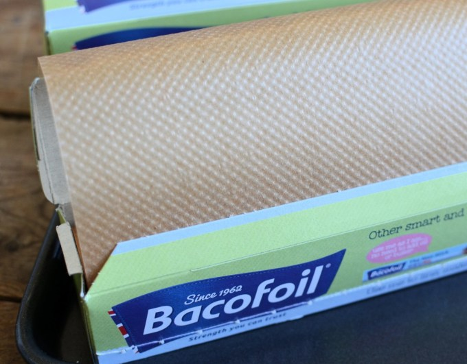 Bacofoil® The Non-Stick Baking Paper