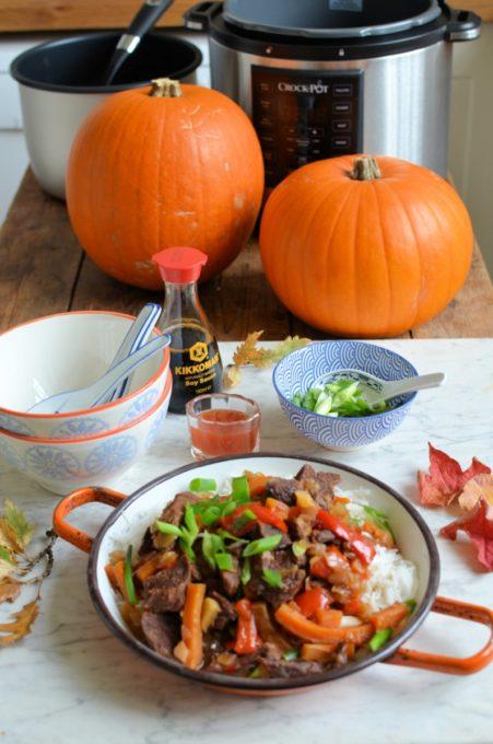 Crock-Pot Crocktober Halloween Meal Challenge