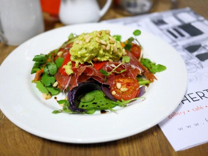 Gallery Cafe Salad