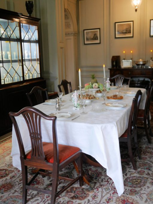 Mompesson House Dining Room