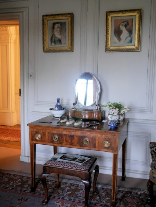 Mompesson House Bedroom