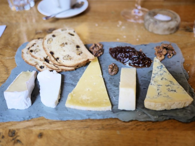 Cheese Board Red Lion Freehouse