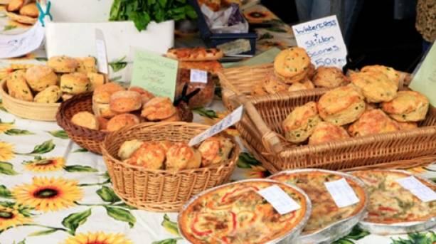 Charter House Market Salisbury Image Visit England