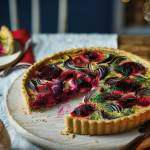 Red onion and beetroot quiche recipe Read more at https://realfood.tesco.com/recipes/red-onion-and-beetroot-quiche.html#j4wG1zWOjlcwcoTb.99