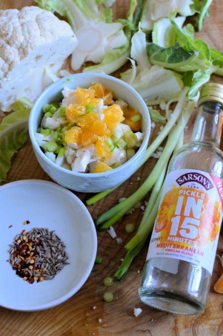 Sarson's Pickle in 15 Minutes Mediterranean Vinegar Blend,