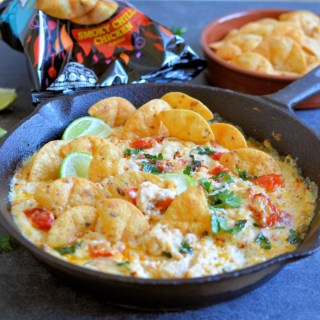 Hot Cheese & Pimento Dip