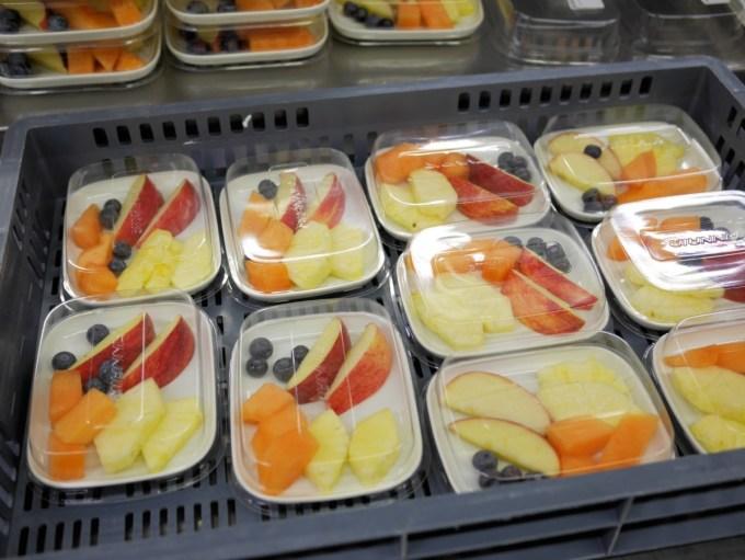 Finnair Airline Kitchen