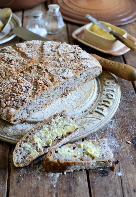 KAMUT® Khorasan & Toasted Nut Sourdough