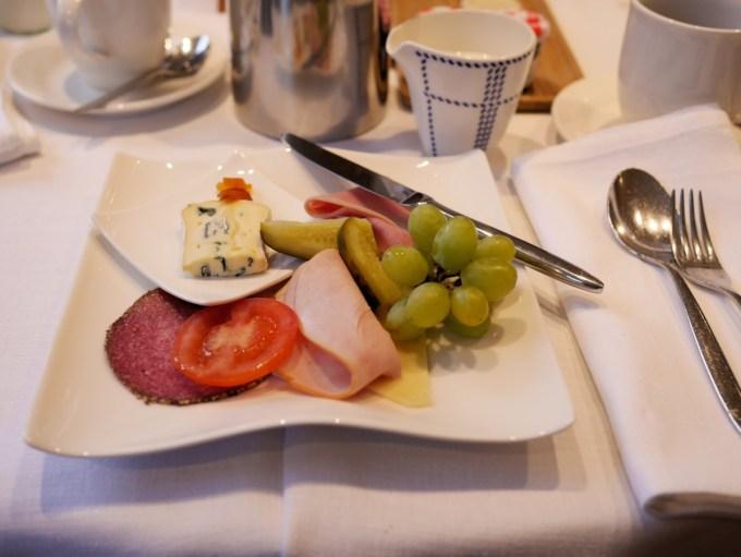 Viking Vilhjalm Food