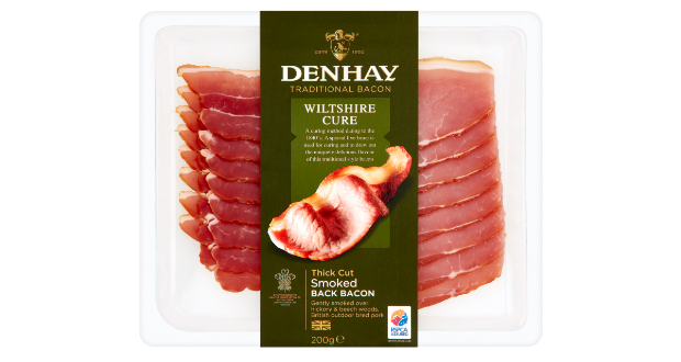 Wiltshire Cure Denhay Bacon
