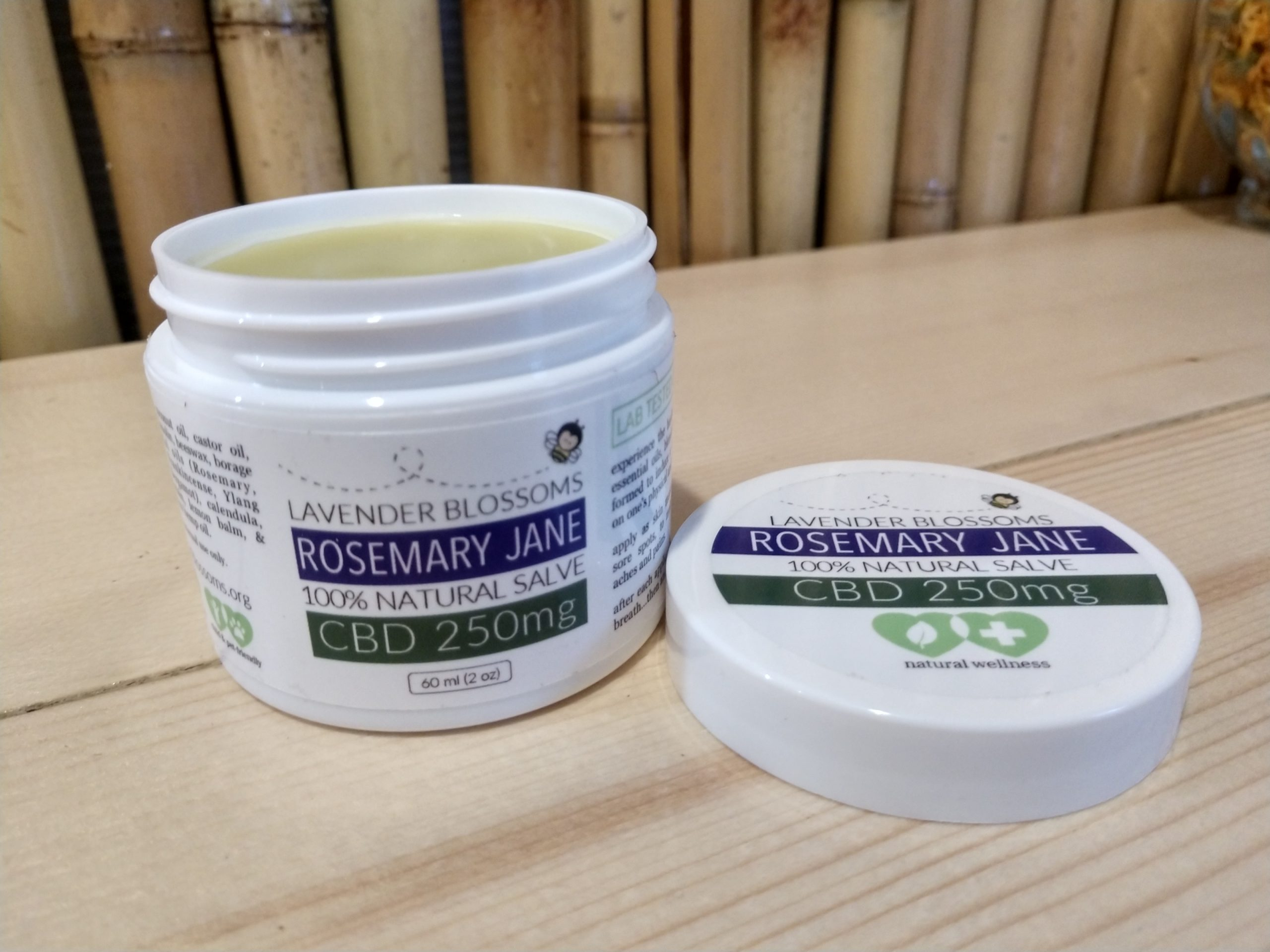 CBD Salve – Rosemary Jane