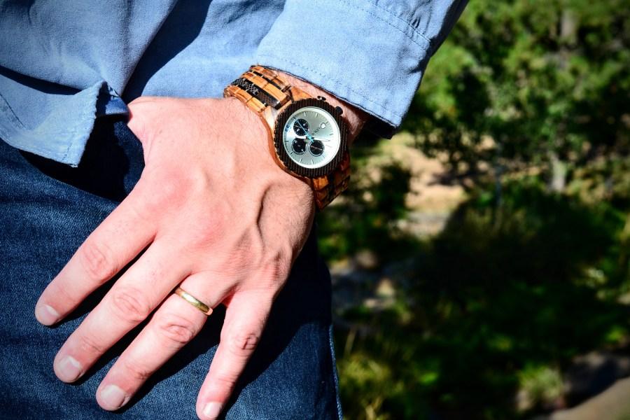 JORD Conway Men's Timepiece