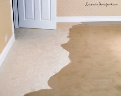 manage flooding in the home