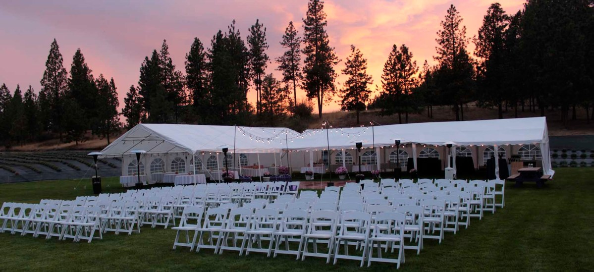 Venue at Sunset