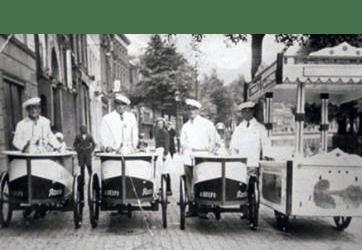 La Venezia Schiedam, Italiaans IJS sinds 1934
