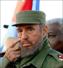 Fracaso de la revolución cubana
