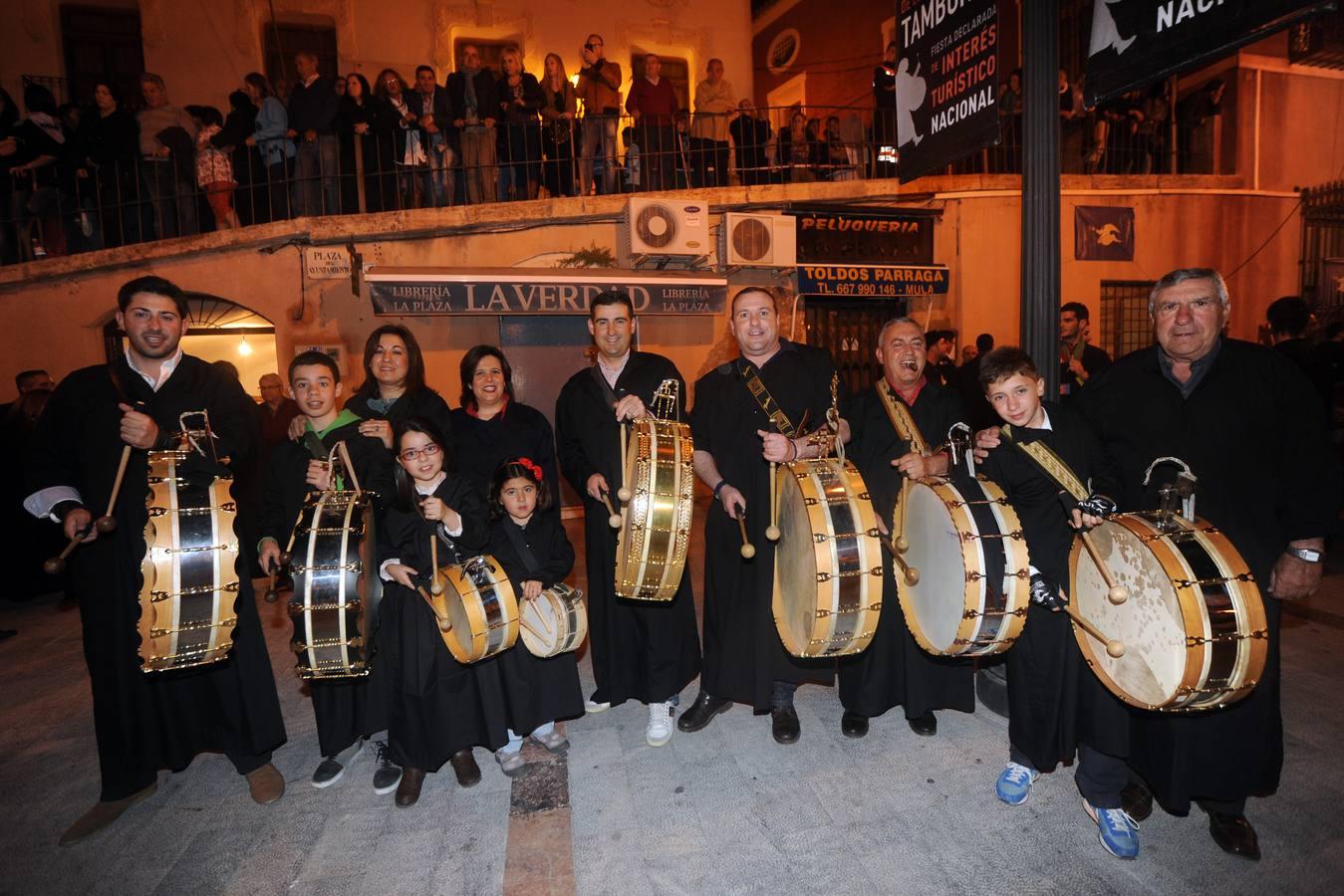 Resultado de imagen de fiesta de los tambores mula noche