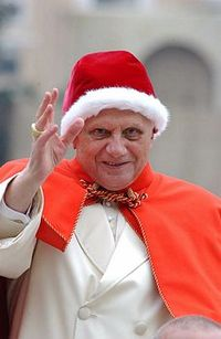 Benedict XVI is The Glory of the Olive