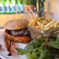 Burger Normand & frites