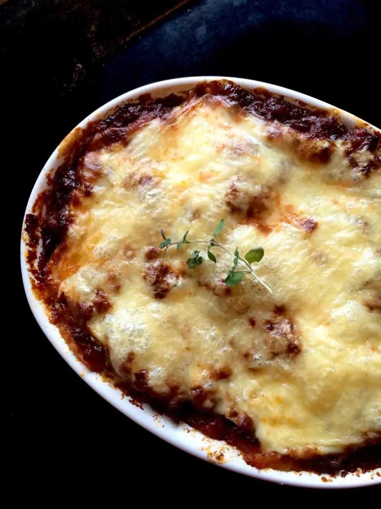 Liksom sheperds pai med ost