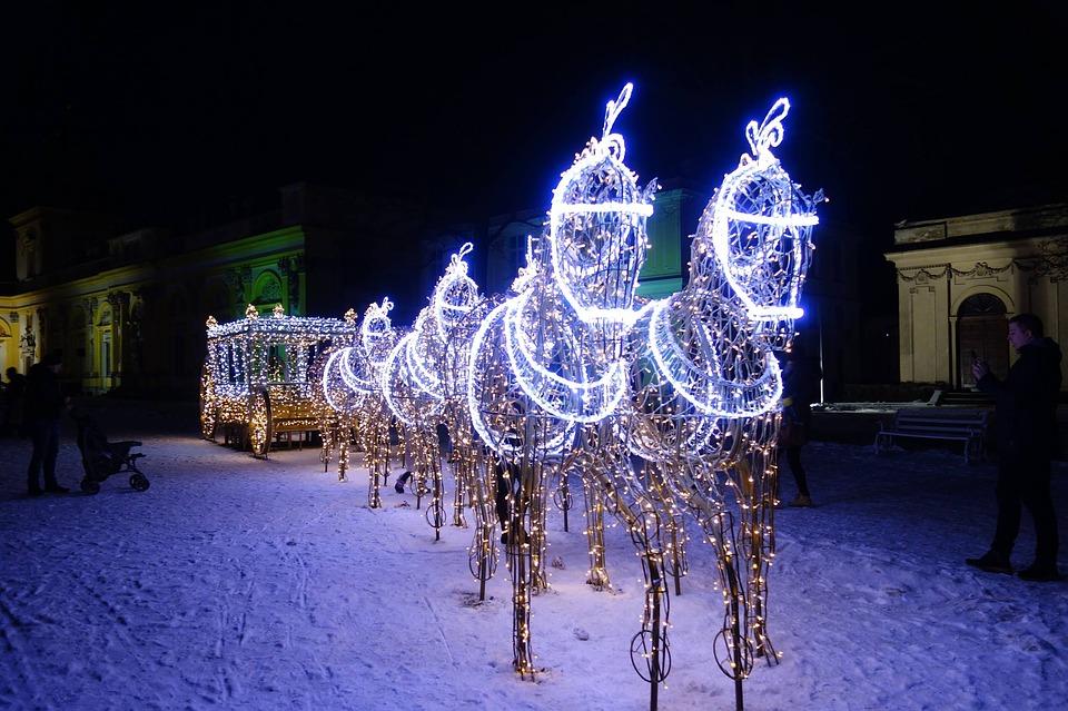 weekend invernale a varsavia