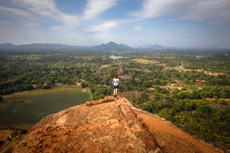cosa fare in sri lanka sigiriya lion rock