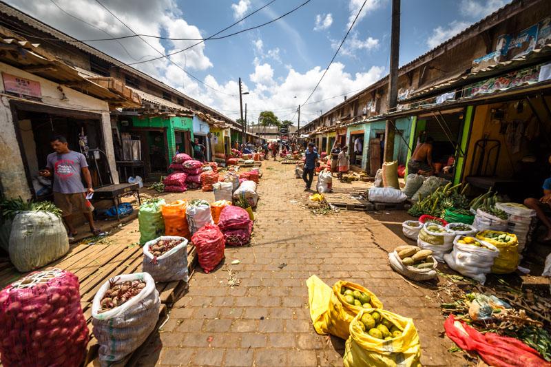 mercato frutta verdura colombo sri lanka